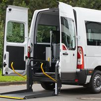 Closillon Tours - Disabled transport